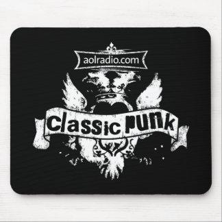 AOL Radio - Classic Punk Mouse Pad