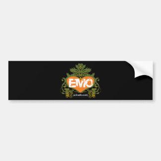 AOL Radio Emo Car Bumper Sticker