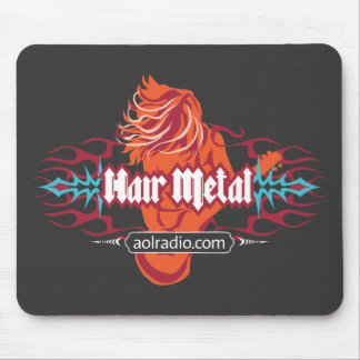 AOL Radio - Hair Metal Mouse Pad