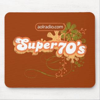 AOL Radio - Super '70s Mouse Pad