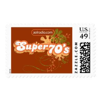 AOL Radio - Super '70s Stamps