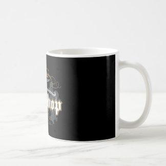 AOL Radio - Underground Hip-Hop Classic White Coffee Mug
