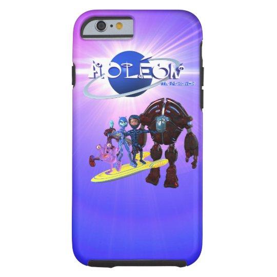 Aoleon The Martian Girl iPhone 6 Tough Case