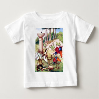 AOME OF THE WEIRD & CHARMING ANIMALS OF WONDERLAND BABY T-Shirt