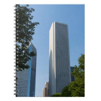 Aon Center Chicago Notebook