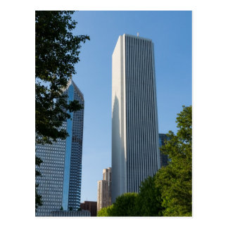 Aon Center Chicago Postcard