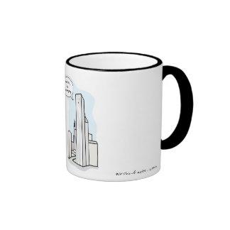 Aon Center Coffee Mug