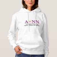 AONN  Hoodie with Pledge