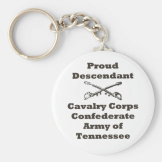 AOT Cav Corps Basic Round Button Keychain