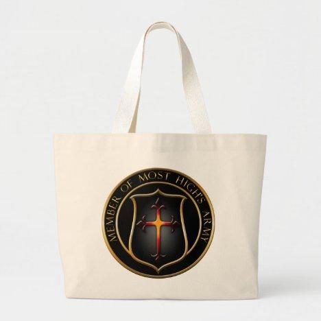 AotD tote! Large Tote Bag