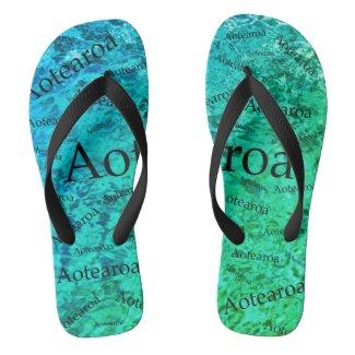Aotearoa flip flops