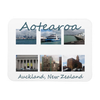 Aotearoa, imán de Auckland Nueva Zelanda