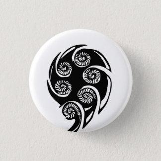 AOTEAROA KORU button of new zealand