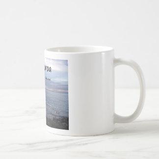 Aotearoa Land of the Long White Cloud Coffee Mug