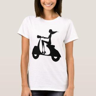 AP028 Girl Scooter T-Shirt