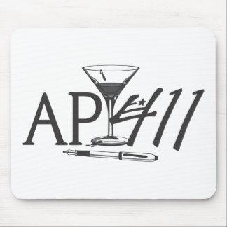 AP411 Gear Mousepad