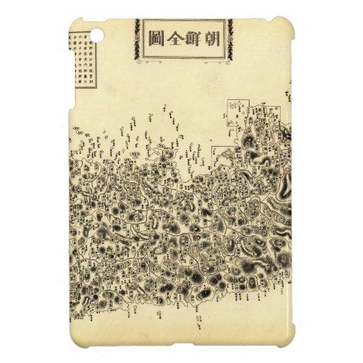 ap de la península de Corea (1860) .jpg iPad Mini Coberturas