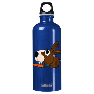 AP- Funny Bunny Rabbit SIGG Traveler 0.6L Water Bottle