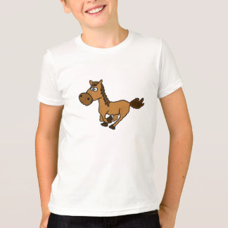AP- Funny Horse Cartoon Shirt