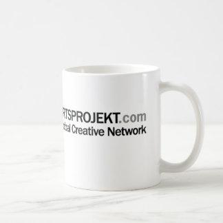 AP-GlobalCreativeNetwork Logo Classic White Coffee Mug