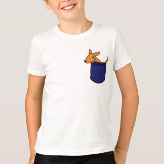 AP- Kangaroo in a Pocket Shirt