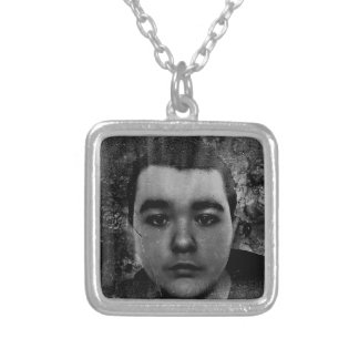 AP SILVER PLATED NECKLACE