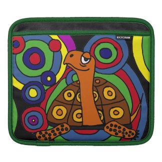 AP- Turtle Abstract Art ipad Sleeve