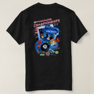 APA | 2018 Poolplayer Championships T-Shirt