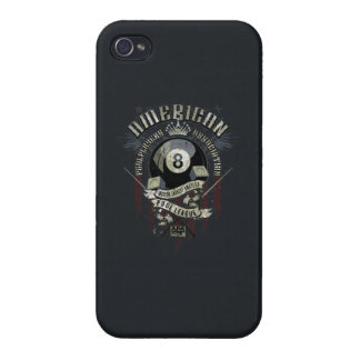 APA 8 Ball Cases For iPhone 4