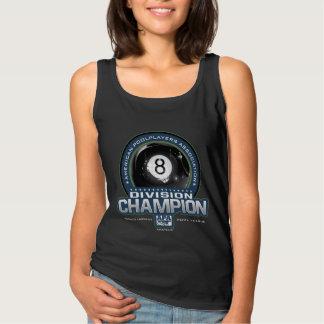 APA 8 Ball Division Champs Tank Top