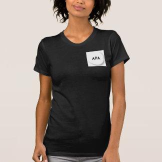 APA ATL: Ladies Hoody Twofer Long Sleeve (Fitted)