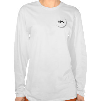 APA ATL: Woman's Fitted Hoody