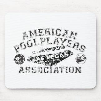 APA Distressed Design Mouse Pad