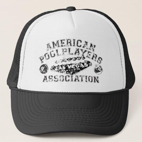 APA Distressed Design Trucker Hat