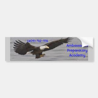 APA eagle Bumper Sticker