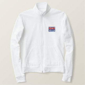 APA Full Color Logo Embroidered Jacket