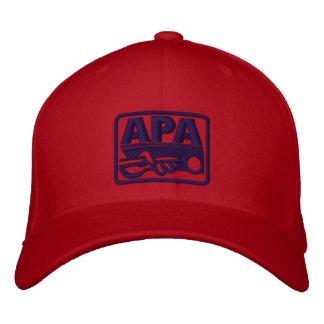 APA Logo - Blue Baseball Cap