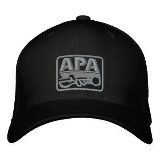 APA Logo - Grey Embroidered Baseball Hat