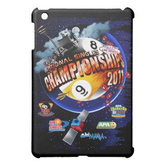 APA National Singles Championships Cover For The iPad Mini