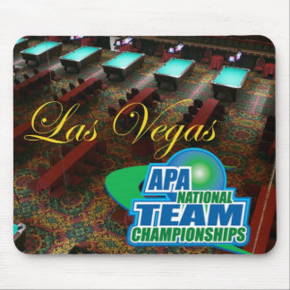 APA National Team Championships Mouse Pad