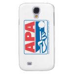 APA Original Logo Galaxy S4 Case