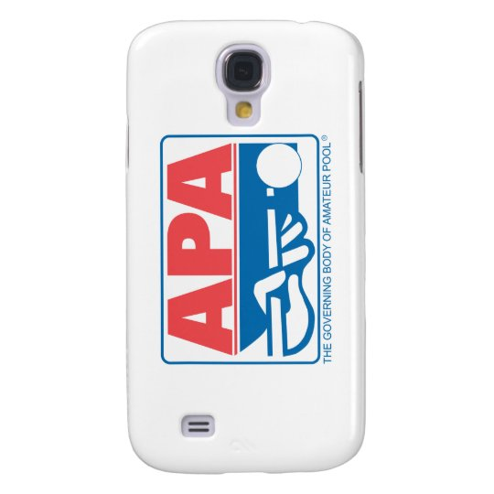 APA Original Logo Galaxy S4 Case