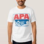 APA Original Logo T Shirt