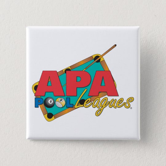 APA Pool Leagues Button