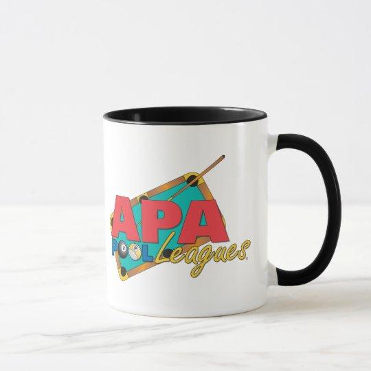 APA Pool Leagues Mug