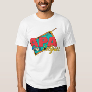 APA Pool Leagues Shirt