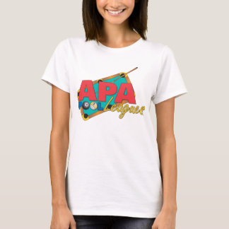 APA Pool Leagues T-Shirt