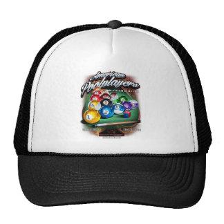 APA Pool Rack Hats