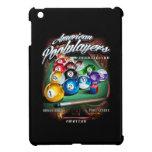 APA Pool Rack iPad Mini Cover