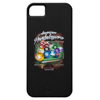 APA Pool Rack iPhone 5 Covers